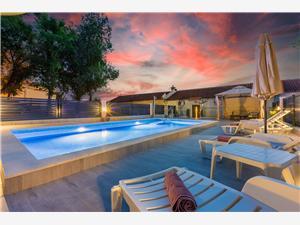 вилла Valley Grižane, квадратура 83,00 m2, размещение с бассейном