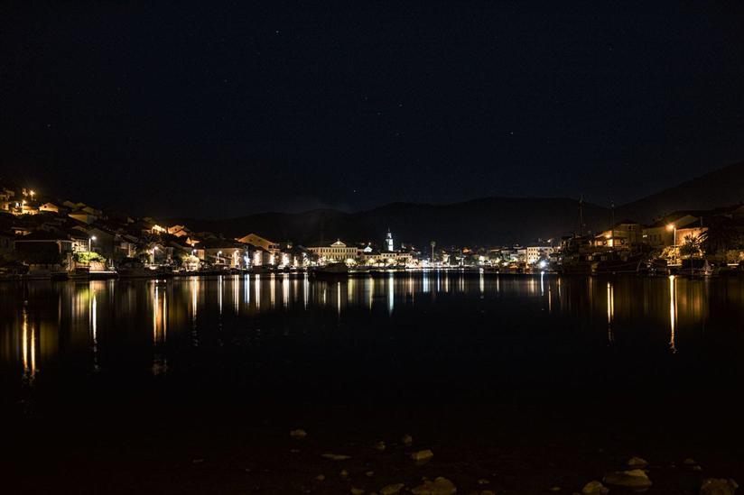 Vela Luka - ön Korcula