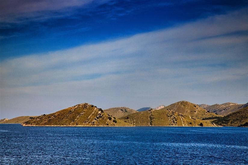 Kravljacica - island Kornat