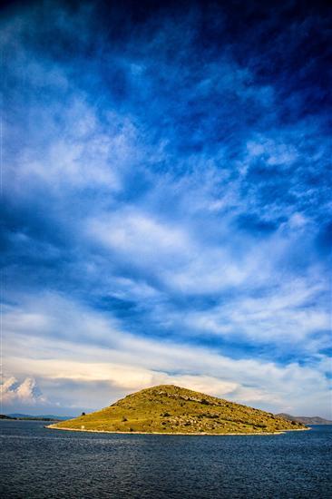 Kravljačica - otok Kornat