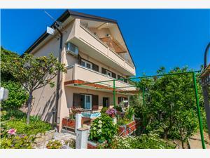Lägenheter Ljiljana Supetarska Draga - ön Rab, Storlek 35,00 m2