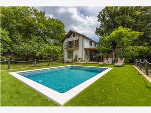 Haus Green valley Grižane, Größe 120,00 m2, Privatunterkunft mit Pool