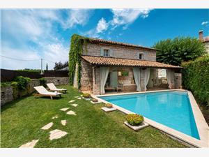 Dovolenkové domy Modrá Istria,Rezervujte Pakich Od 171 €