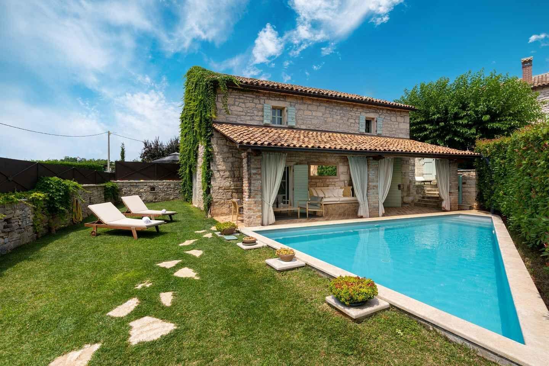 Villa l'Istria Blu,Prenoti Pakich Da 171 €