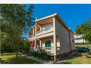 Appartementen Nada Banjol - eiland Rab,Reserveren Appartementen Nada Vanaf 88 €