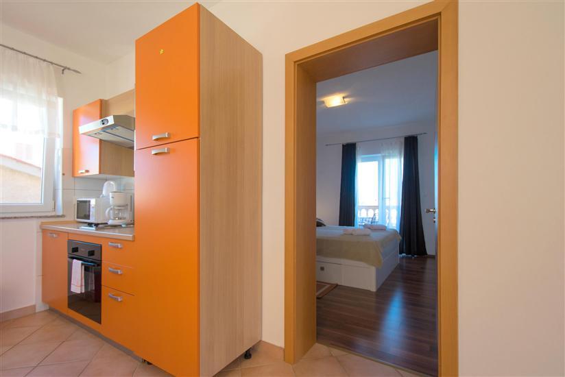 Apartman A6, na 4 osebe