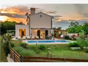Villa Cicibella Puntera, Méret 220,00 m2, Szállás medencével