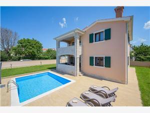 Villa Elize Vabriga, Storlek 180,00 m2, Privat boende med pool