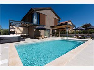 Namestitev z bazenom Modra Istra,Rezerviraj Albona Od 285 €