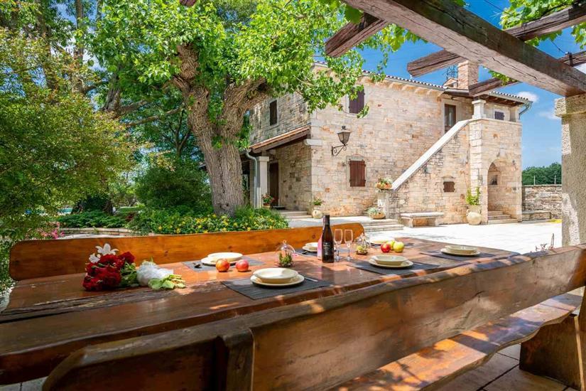 Villa Stancija Salamon