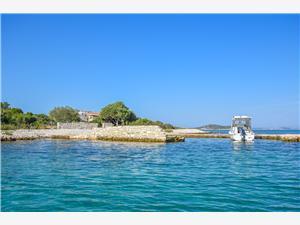 Maison Infinity Zizanj - île de Zizanj, Maison de pierres, Maison isolée, Superficie 30,00 m2