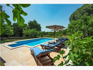 Villa Altura Lisignano (Liznjan), Dimensioni 150,00 m2, Alloggi con piscina