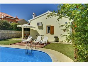 Casa Helena Banjole, Rozloha 80,00 m2, Ubytovanie sbazénom