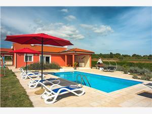 Soukromé ubytování s bazénem Kata Krnica (Pula),Rezervuj Soukromé ubytování s bazénem Kata Od 5382 kč