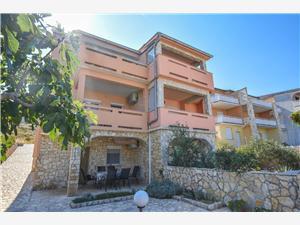 Apartments Boros Pag - island Pag, Size 48.00 m2