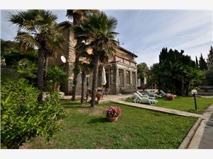 Apartmani Romina Rijeka, Kvadratura 90,00 m2, Zračna udaljenost od mora 20 m