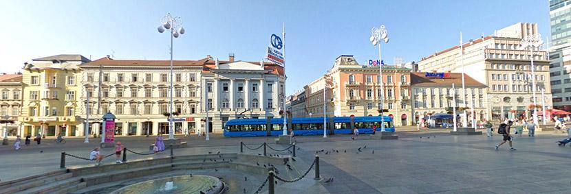 Taxi transzferek Zagreb Repülőtér